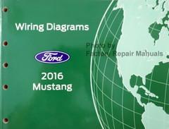 2016 Ford Mustang Wiring Diagrams