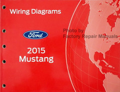 2015 Ford Mustang Wiring Diagrams