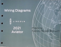 2021 Lincoln Aviator Wiring Diagrams