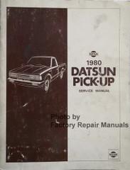 1980 Datsun Pick-up Service Manual
