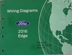 2016 Ford Edge Wiring Diagrams