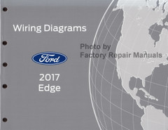 2017 Ford Edge Wiring Diagrams