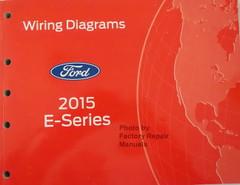 2015 Ford E-350 E-450 Wiring Diagrams