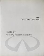 1997 Infiniti Q45 Service Manual