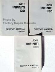 2001 Infiniti I30 Service Manual Volumes 1, 2 & 3