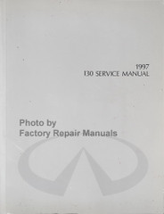 1997 Infiniti I30 Service Manual