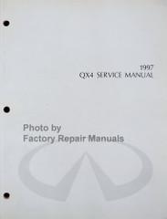 1997 Infiniti QX4 Service Manual