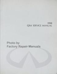 1998 Infiniti QX4 Service Manual