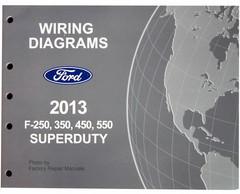 Wiring Diagrams Ford 2013 F-250, 350, 450, 550 Super Duty