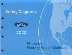 2022 Ford Bronco Sport Electrical Wiring Diagrams