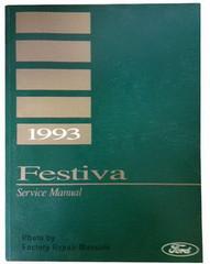 1993 Ford Festiva Service Manual