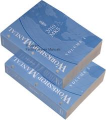 2010 Lincoln MKS Workshop Manuals