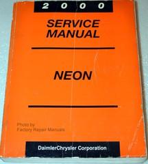 2000 Service Manual Neon
