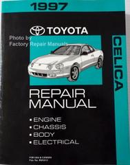 1997 Toyota Celica Repair Manual