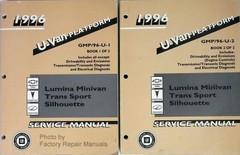 1996 Chevy Lumina Pontiac Trans Sport Olds Silhouette Service Manual