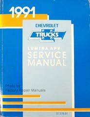 1991 Chevrolet Lumina APV Service Manual