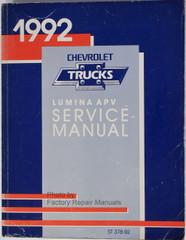 1992 Chevy Lumina APV Service Manual