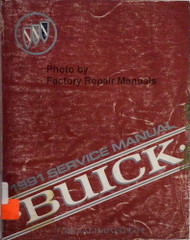 1991 Service Manual Buick Roadmaster