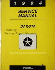 1994 Dodge Dakota Factory Service Manual