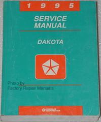 1995 Dodge Dakota Service Manual