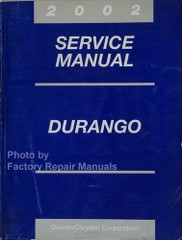 2002 Service Manual Durango