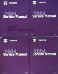 2004 Tahoe Suburban Avalanche Yukon Denali Escalade Factory Shop Service Manual Set Factory Repair Manuals