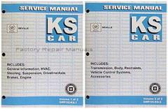2005 Cadillac Deville DTS DHS Original Factory Shop Service Repair Manual Set