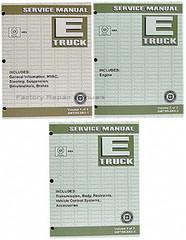 Cadillac SRX GM Service Manual E-Truck Volume 1, 2, 3