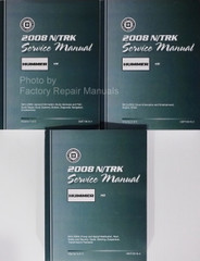 2008 N-Truck Service Manual Hummer H2