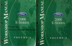 2008 Ford E150 E250 E350 E450 Electrical Wiring Diagrams ...