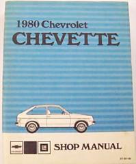 1980 Chevrolet Chevette Shop Manual