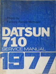 1977 Datsun 710 Service Manual