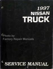 1997 Nissan Truck D21 Service Manual