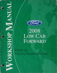 Workshop Manual Ford 2008 Low Cab Forward