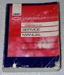 1991 Chevrolet Corsica/Beretta Service Manual