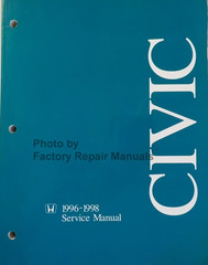 1996-1998 Honda Civic Service Manual