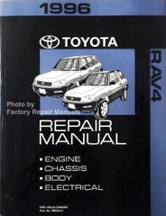 1996 Toyota Rav4 Repair Manual