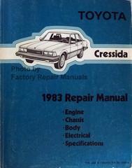Toyota Cressida 1983 Repair Manual