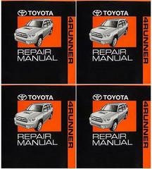 2007 Toyota 4Runner Electrical Wiring Diagrams Original ...