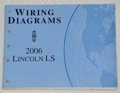 2006 Lincoln Town Car Electrical Wiring Diagrams Original Ford Manual Factory Repair Manuals