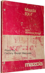 Mazda RX-7 1979 Workshop Manual