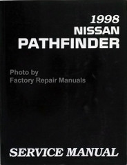 1998 Nissan Pathfinder Service Manual