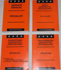 2000 Service Manual Prowler