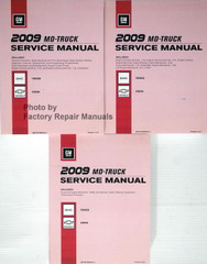 Gm Gmc C6500 Topkick Factory Repair Manuals