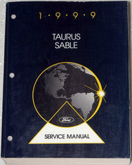 1999 Ford Ranger Factory Service Manual Set Original Shop ...