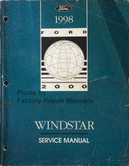 Ford 1998 Windstar Service Manual