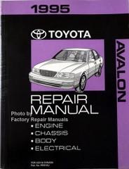 1995 Toyota Avalon Repair Manual