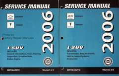 2006 Chevy Equinox Pontiac Torrent Service Manual Factory Dealer Shop Repair Set