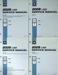 2009 Chevy Equinox Pontiac Torrent Service Manual Volume 1, 2, 3, 4