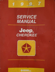 1997 Jeep Cherokee Service Manual